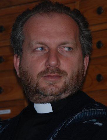 ks. Piotr Czerwonka SAC