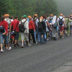 Białoruś: Woronowo - Pożegnanie misjonarza
