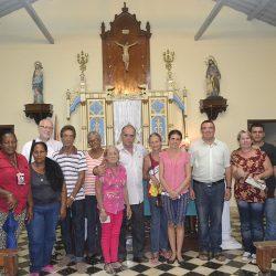 Kuba: Wizyta wicegenerała ks. Adama Golca SAC