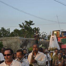 Fiesta parafialna San Isidro Labrador Managua 2016